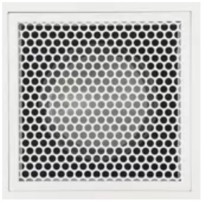 Perforated Ceiling Diffuser (PCD)
