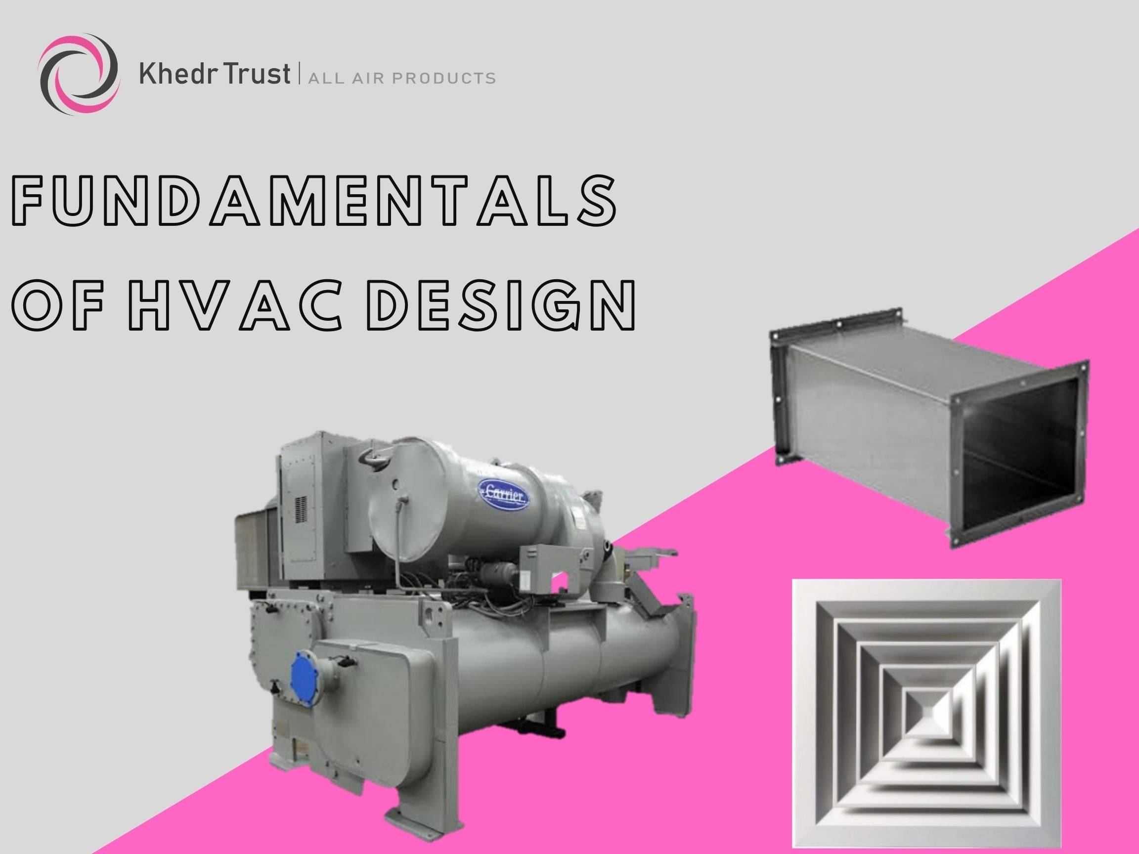 Fundamentals of HVAC Design